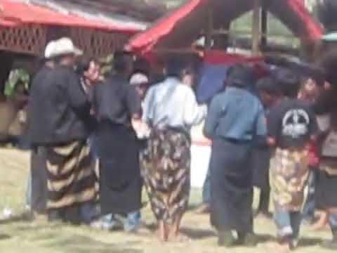 Toraja Culture (Pesta Adat) at Bastem part9