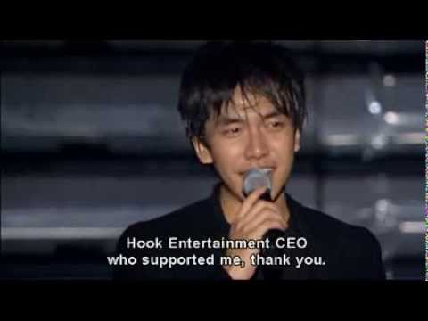 Hc 2010 Lee Seung Gi video