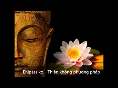 Ehipassiko - Thiền không phương pháp