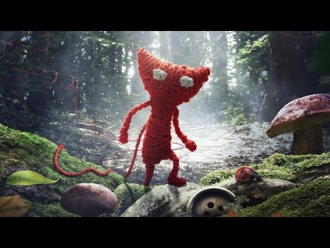 Unravel Trailer E3 2015 Official Trailer (HD)