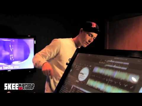 Groundbreaking 3D Touch Screen Mixer DJ Equipment reviewed by DJ Skee
