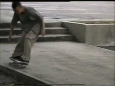 Andrew Reynolds, 'Right to Skate' Union Wheels (1992) Video