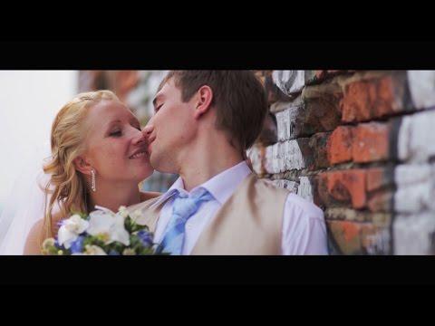 Алексей и Ксения // свадебный фильм