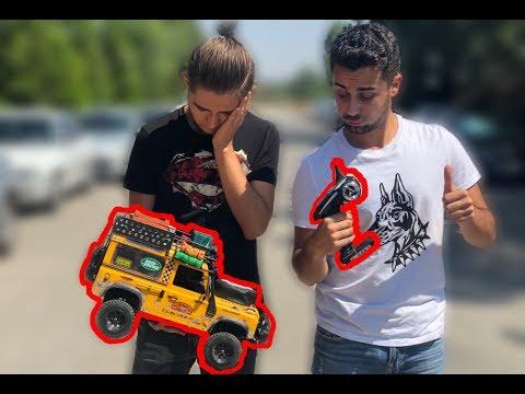 Oyuncak Arabayı Gerçek Araba diye Aldı!(Gülmek Garanti)