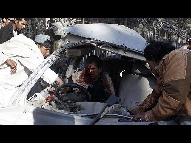 Al menos nueve personas mueren en un atentado suicida registrado en el oeste de Pakistán