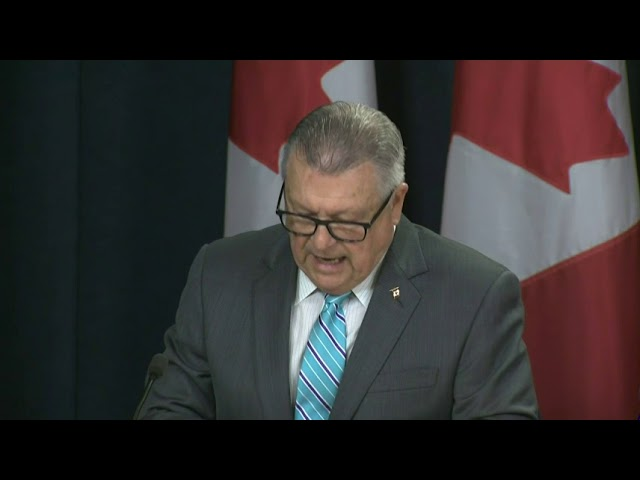 Canada to pardon small-scale pot convictions