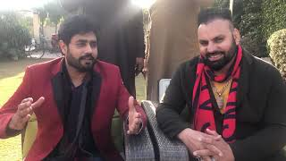 Exclusive interview with Pakistan pop icon Abrar Ul Haq, on Nankana Sahib Kabaddi Cup March 10,2019.