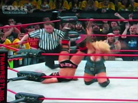 TNA ODB Pull Tara