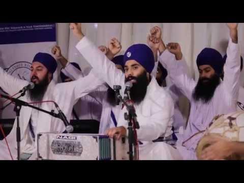 CHAR SAHIBZADHAY   NKJ   Sri Guru Singh Sabha   Southall