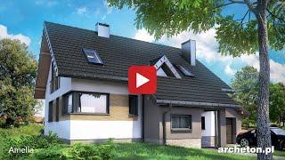 Projekty domów od 170 do 190 m2