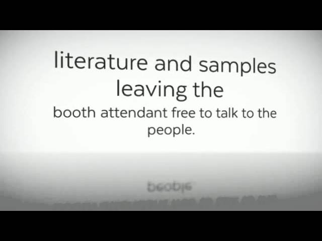[Table Tent] Video