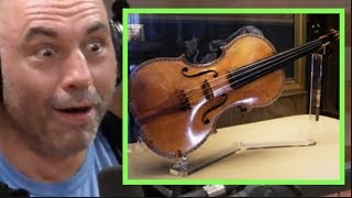 Joe Rogan | This Violin Costs $16 Million??