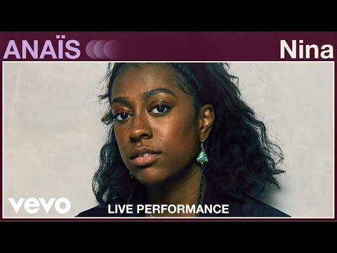 "anaïs - ""nina"" Live Performance | Vevo"
