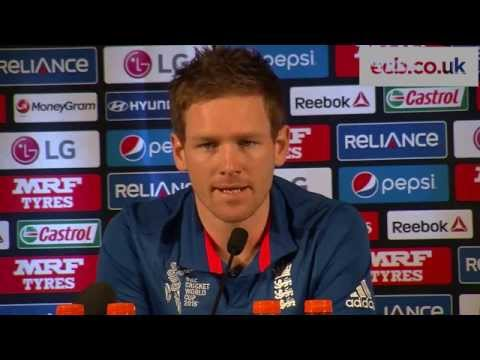 England captain Eoin Morgan looking forward to leading 'most talented' squad into World Cup