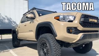 2019 TOYOTA TUNDRA & TACOMA 2005/2018 Compilation Lifted & BMC to clear 35's