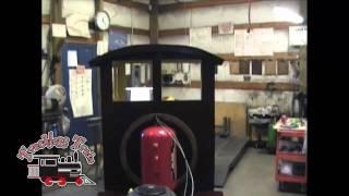 Trackless Train - Build. Mt. Vernon Wa.  360-428-8651