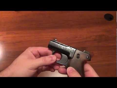 Advantage Arms USA Model 422-Four Barrel Derringer in .22 Cal