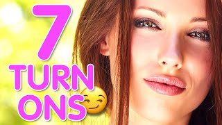 7 Things That Turn Guys On Outside Of The Bedroom  