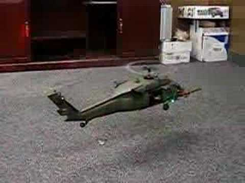 Scale Master -  Blackhawk Scale First Test Flight