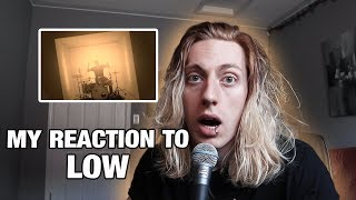 Metal Drummer Reacts Low By Wage War