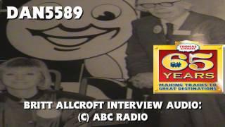 ABC Radio: Britt Allcroft Interview (Part 1)
