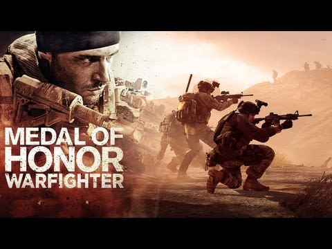 Gameplay Comentado Medal of Honor Warfighter - FullHD