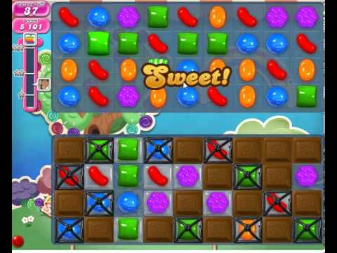 how do you get to level 36 in candy crush