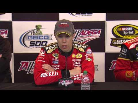 Keselowski: 'I love when a plan comes together'