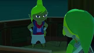 ♫03 - Das lebende Katapultgeschoss ♫ The Legend of Zelda: The Wind Waker HD 2K german Gameplay