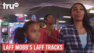Laff Mobb's Laff Tracks - Single Mom Struggles ft. Lyssa Laird | truTV