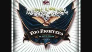Watch Foo Fighters Over And Out video