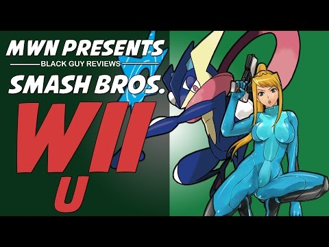 Super Smash Bros. Wii U | Black Guy Reviews