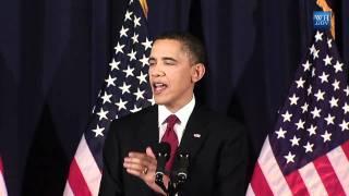 President Obama's Speech on Libya (March 28, 2011)