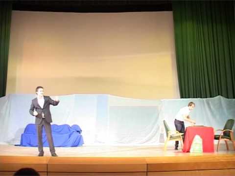 Е.Шварц - Тень. Театр ГУУ. 8.11.2012