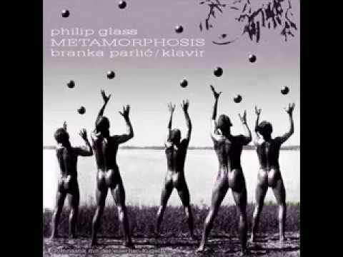 Philip Glass Metamorphosis full album 2006 piano Branka Parlic