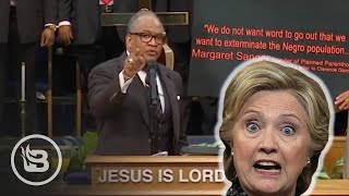 Black Bishop TAKES DOWN Hillary Clinton and Planned Parenthood | Pat Gray Unleashed