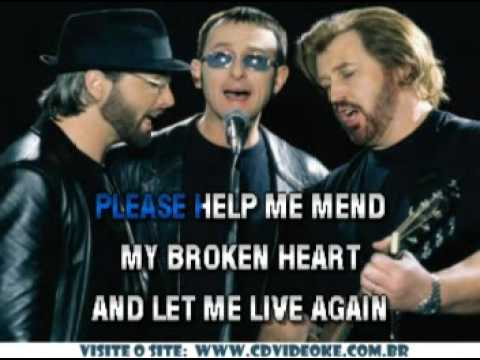 Bee Gees, The   How Can You Mend A Broken Heart