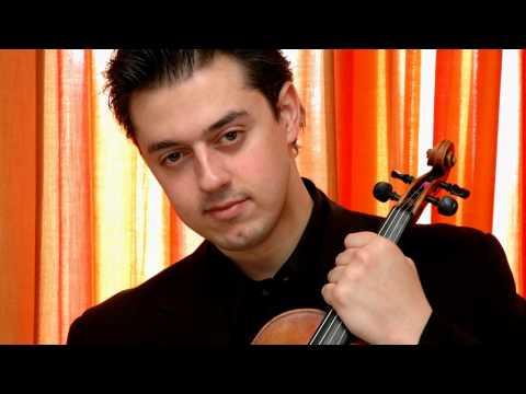 Allemande BWV 1004 de JS Bach - Gabriel Estarellas Pascual, violín