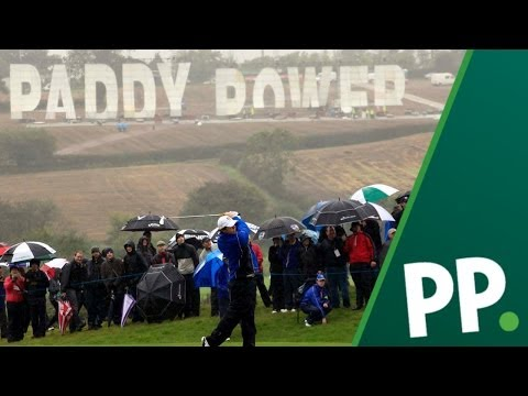 "Paddy Power ""Scum"" hijack Ryder Cup (and get banned)"