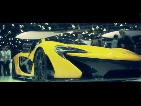 McLaren P1, презентация/обзор