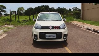 Avaliação Fiat Uno Sporting 2015   Canal Top Speed