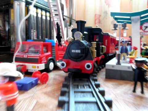 Train playmobil rc youtube - Train playmobil ...