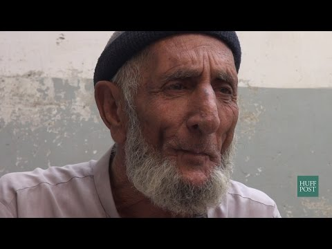 Muhammad Sohrab of Karachi Reflects On Growing Old in Pakistan