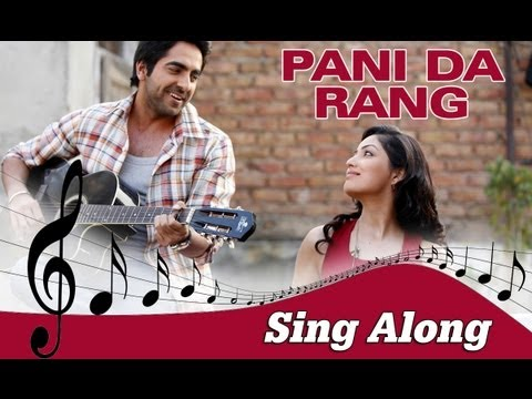 Pani Da Rang (male) Full Song With Lyrics - Vicky Donor video