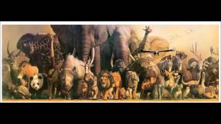 Noah's Ark Animal Murel Soundscape