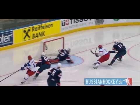 Сборная Россия на ЧМ 2014 █ Лучшие моменты (голы) - Финляндия 5:2 финал