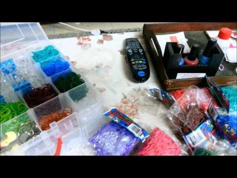 טיול לחנות look קניית גומיות    :mickymt007 Rainbow Loom