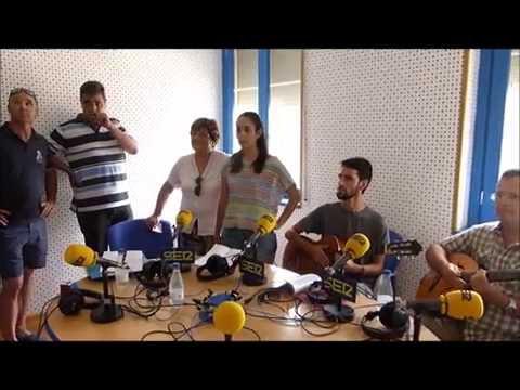 EL GRUPO SANTIAGO EN RADIO SABI