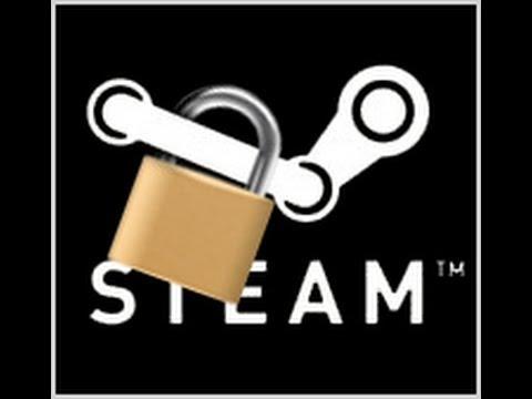 Видео как включить Steam Guard