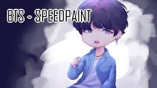 【SPEEDPAINT】 Suga - BTS